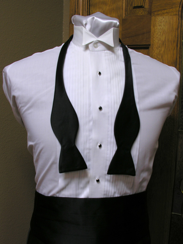Solid and patterned self tie bow ties ccuart Image collections